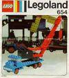 654-Crane Lorry