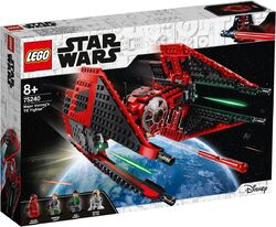 75240 Major Vonreg's TIE Fighter Box