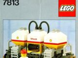 7813 Shell Tanker Wagon