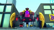 Armored Golden Master