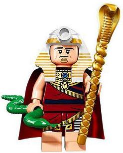 genuine lego minifigures the king tut from batman series