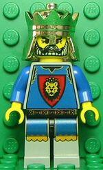 KnightsKingdom King Leo
