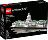 LEGO Architecture United States Capitol Building