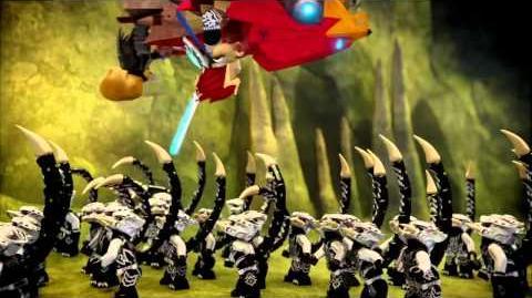 LEGO CHIMA - Episode 23 Blooper02
