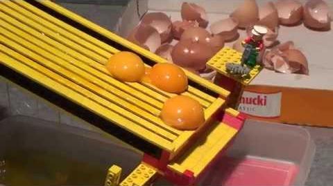 LEGO Eier - Trennvorrichtung ... üfchen