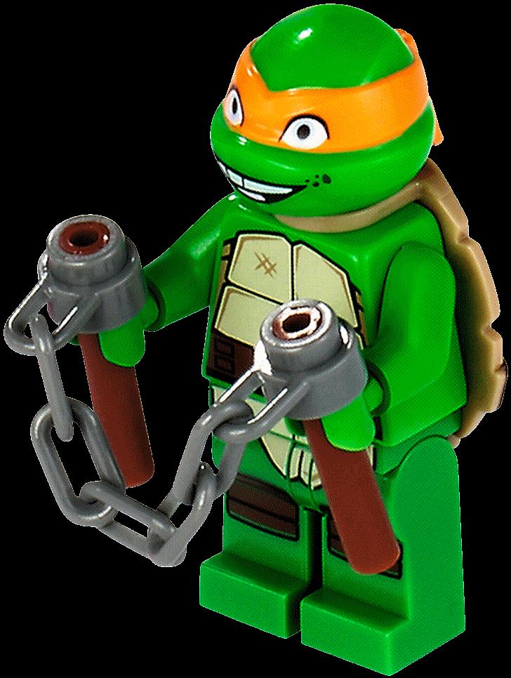 Custom:LEGO Teenage Mutant Ninja Turtles: The Videogame ...