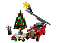 10263 La caserne des pompiers du village d'hiver 8