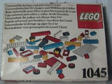 1045 Educational LEGO Building Set