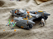 75286 Le chasseur stellaire du Général Grievous 6