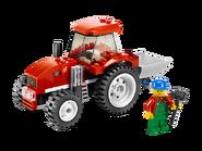 7634 Le tracteur