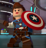 Captainamericapeggycarter