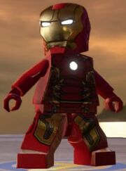 Iron Man Mark 43 Video Game Variant