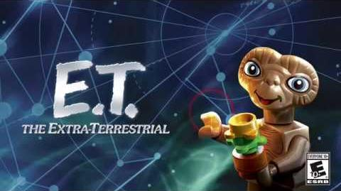 LEGO Dimensions E.T. Spotlight