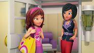 Olivia et Anna-Une fête surprise