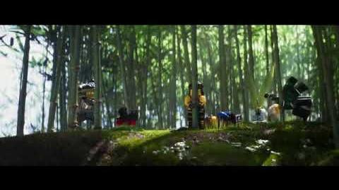 The Lego Ninjago Movie Tv Spot 24 - Fundamentals