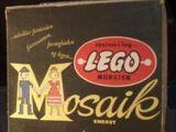 1301 LEGO Mosaik (Large)