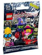 71010LEGOMinifiguresSeries14Bag