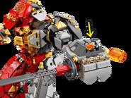 71720 Le Robot de feu et de pierre 4