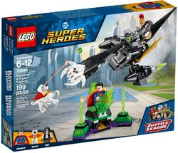 76096 Superman Krypto Team Up Box