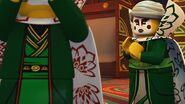 Impératrice de Ninjago-La princesse de jade