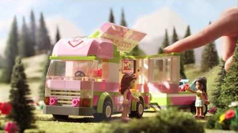 LEGO® Friends - Abenteuer Wohnmobil