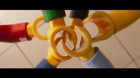 The Lego Ninjago Movie Clip - Ninja, GO!