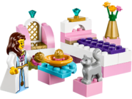 10668 Boîte de construction du château de la princesse 2