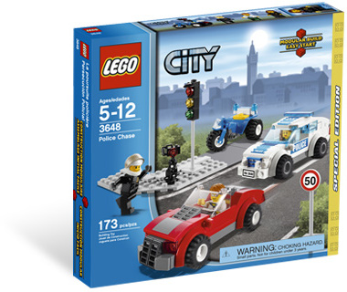 3648 Police Chase Brickipedia Fandom Powered By Wikia
