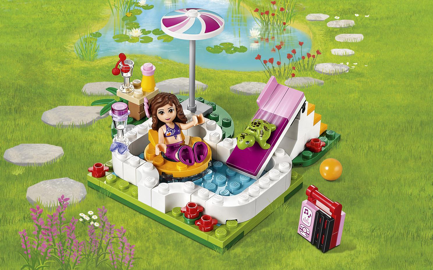 41090 La piscine d Olivia   Wiki LEGO   FANDOM powered by Wikia a1cd68aaaf65