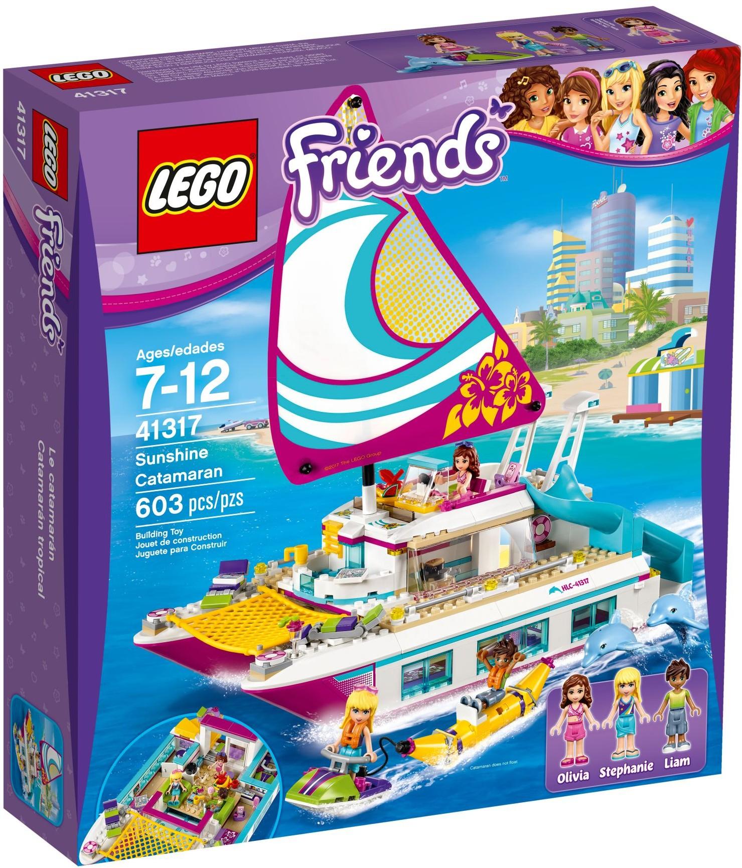Minifigs Friends Stephanie 41317 frnd229 LEGO®