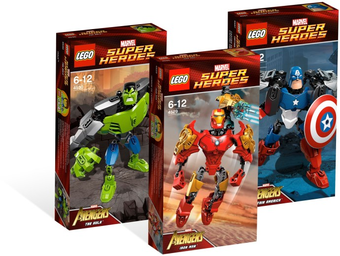 5001135 Marvel Super Heroes Collection | Brickipedia | FANDOM ...