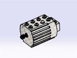 5101-4.5V Motor for Technical Sets