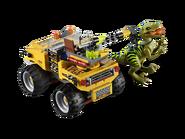 5884 La poursuite du Vélociraptor 4
