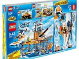 66290 City Coast Guard Value Pack