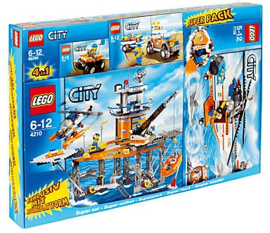 City Coast Guard Value Pack