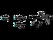 75131 Resistance Trooper Battle Pack 8