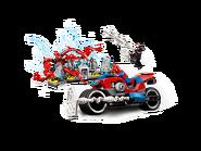 76113 Le sauvetage en moto de Spider-Man 2
