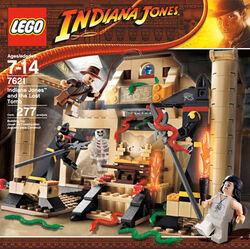 Indy lego 7621