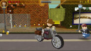 LEGO Indiana Jones 2 L'aventure continue PSP 4