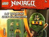 LEGO Ninjago : Le tournoi des éléments