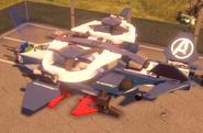 Lego VTOL Helicopter