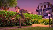 Monsieur Snivel roses-Changement d'adresse