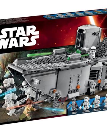 LEGO STAR WARS First Order Transporter -NEW 75103