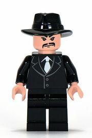 Shanghai Gangster Moustache