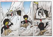 Yetis hideout comic 1