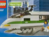 10157 High Speed Train Locomotive