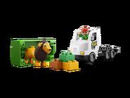 6172 Le camion du zoo 2
