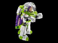 7592 Figurine Buzz l'Éclair à construire 3