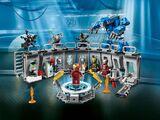 76125 La salle des armures d'Iron Man