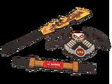 853529 Épée à personnaliser Ninjago